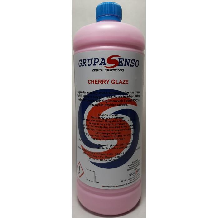 Cherry Glaze  High Performance Fast Wax